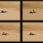 No Calor Da Praia...