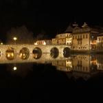 Ponte Roma E A Nova Iluminação