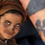 Niña Del Desierto - Marruecos
