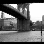Ponte Do Brooklyn, Nyc.