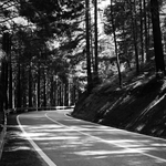 A Curva Da Estrada