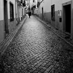 Passos Na Calçada