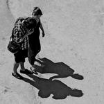 Fotografando A Própria Sombra