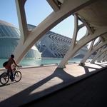 Ciudad De Las Artes - Valencia Espanha.
