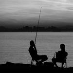 Papo, Pesca, e Contemplação