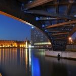 Acordar debaixo da Ponte