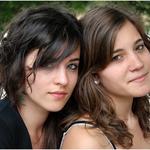 Katia e Tania....