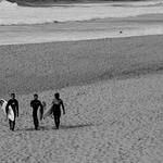 amanhã, há mais ondas....
