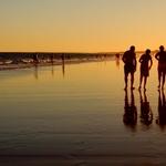 PDS na praia