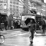 Berna,hora de ponta....