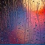 Luz num dia de chuva