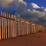 a fronteira
