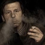 O fumar...