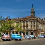 Postal de Havana