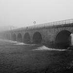 Nebelinas na Ponte