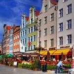 Postal de Gdansk - Polónia