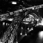 Ponte D_ Luiz em P&B