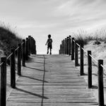 Way to the beach___