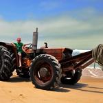 Xávega - menino do tractor