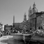Praça Navona - Roma