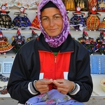 Rostos da Turquia
