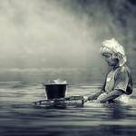 washing cloth