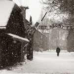 Auschwitz main entrance