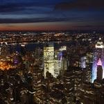 Cai a noite em Manhattan