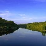 Estuário da barragem da Aguieira