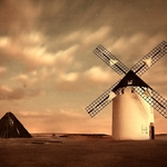 the midnight wind mill