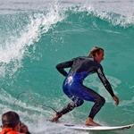 O surfista e o fotografo