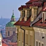 Vista sobre Praga