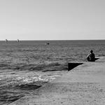 A atração do mar