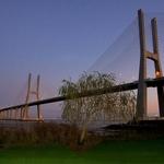 """A ponte """"À minha maneira"""""""