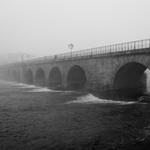 A ponte e o nevoeiro