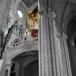 Catedral de S_ Maria Real de Almudena  Madrid