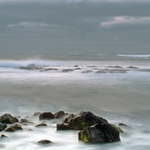 Mar de espuma