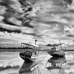 Clouds & Water Reflexion