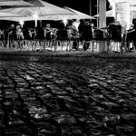 As pedras da calçada ___