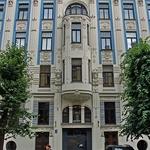 Riga - Rua Alberta Iela