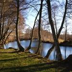À beira do rio Côa