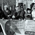 Jovens temem pelo seu futuro___