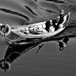 O barqueiro ___
