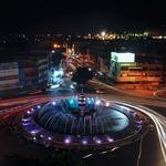 Palembang Zero @ Night City_Scape