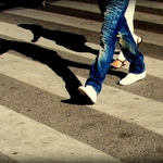 Sombras e passos