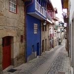 Ruas e Sacadas