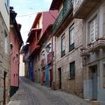 Ruas e sacadas da Cidade