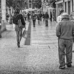 Contrastes de rua