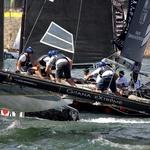 Extreme Sailing (I)