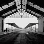 Estação ferro-fluvial do Barreiro desativada